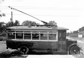 trackless trolley car jpg