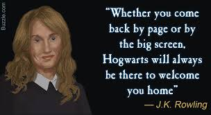 Famous Quotes By Jk Rowling