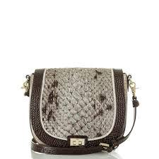 dillards leather purse