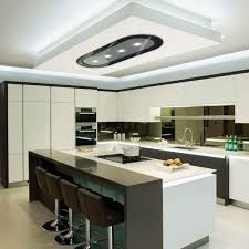 ceiling mounted range hood with built in lighting la 1200 jupiter