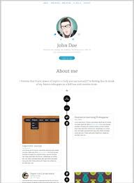 The 25 Best Online Resume Template Ideas On Pinterest Cv