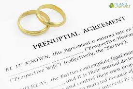 Hawaii Prenuptial Agreements Doi Luke Island Lawyers