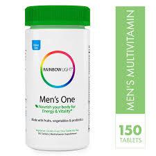 Where To Buy Rainbow Light Vitamins Rainbow Light Mens One Multivitamin