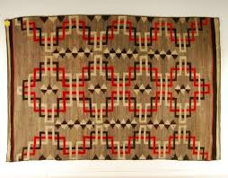 image of navajo rug patterns storm pattern two dogs southwest gallery navajo rug