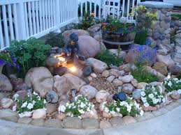 Impressive Small Rock Garden Ideas for the Home Design Of Garden