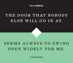 Clara Barton Quotes Best Clara Barton Quote American Home Front Pinterest Clara Barton