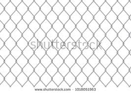 Creative Vector Illustration Chain Link Fence Stock Vector HD