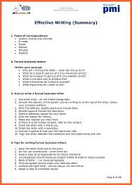 9 10 Writing A Business Letter Uk Resumesgood