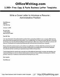 Writing A Cover Letter Examples Classy Overlear Sample Lb Report For U Of R Writing A Cover Letter Example