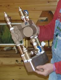 Heated Water Pump Heating And Cooling In North Dakota Greenbuildingadvisorcom