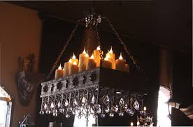 constantin tray gothic old world chandelier