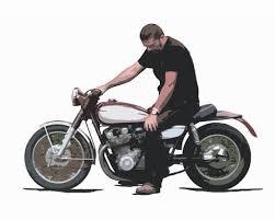 moto art. custom moto art