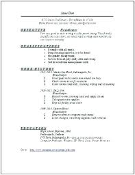 Housekeeping Resume Examples Extraordinary Sample Housekeeping Resume Resume Examples Housekeeping Housekeeping