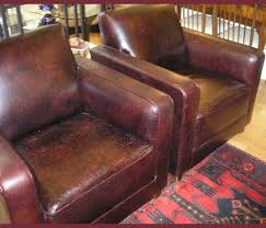 vintage leather club chairs. Vintage Leather Club Chairs H
