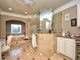 luxury half bathrooms. This Luxury Walk-in Shower Is Beautifully Incorporated In The Space, With Half Of Its Walk Providing A Bit Privacy. Bathrooms B
