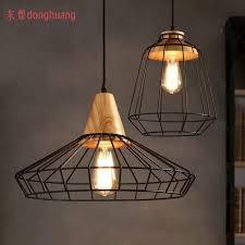 awesome vintage industrial lighting fixtures remodel. vintage industrial lamps restaurant bedroom living room cafe lights edison wood loft awesome lighting fixtures remodel
