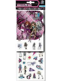<b>Наклейки Monster</b> High 2 Mattel 2756139 в интернет-магазине ...