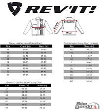 Revit Motorcycle Jacket Size Chart Disrespect1st Com