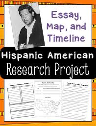 best hispanic american ideas hispanic culture hispanic heritage month project essay map and timeline