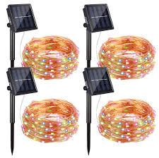 Where To Buy String Lights Solar Powered String Lights 50 Led Copper Wire Lighting Starry String Light Waterproof Solar Decoration Lamp For Gardens Home Dancing Party