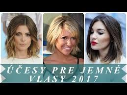 účesy Pro Jemné Vlasy 2017 смотреть онлайн на Hahlife
