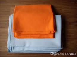 2018 high quality microfiber suede cleaning towel microfiber eyeglass glasses eyewear lens cleaning cloth glass clean towel 40x40cm 210gsm from newclean