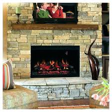 electric fireplace inserts with blowers electric