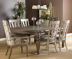 dining table grey finish table gray dining room table71