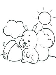 Squirrels Coloring Pages O4979 Squirrel Coloring Pages Flying