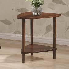 triangular end tables  arlene designs