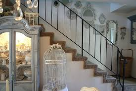 beautiful custom interior stairways. Beautiful Staircase Thrift Store And Flea Market Finds With Common Hue Create A Wall . Custom Interior Stairways O