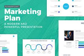 Marketing Plan Powerpoint Template ~ Presentation Templates ...