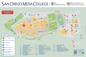 mesa college map  my blog