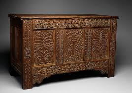 american furniture the seventeenth century and william  chest
