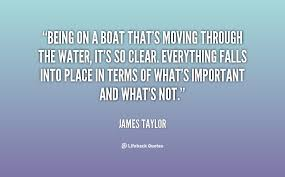Quotes About Boats And Water. QuotesGram
