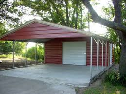 storage shed with carport attached wooden carports61 wooden
