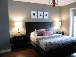 Master Bedroom Decorating Ideas Gray