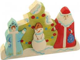 <b>Пазл</b> Сказки дерева Новогодняя семейка — купить по выгодной ...