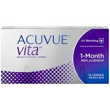 Acuvue Contact Colors Chart Acuvue Vita 12 Pack