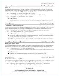 Sales Executive Resume Fresh Resume For Sales Executive Job Fresh