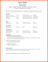 6 7 Resume Templates In Microsoft Word 2010 Formatmemo