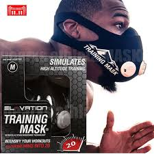 Elevation Training Mask 2 0 All Sizes S M L High