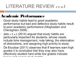 study habits 11