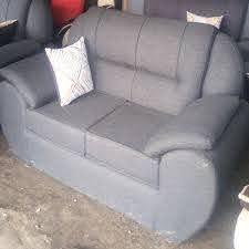 modern brown two sitter sofa order