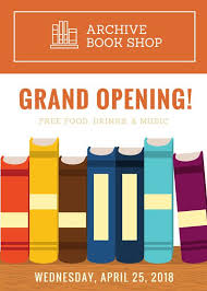 Free Grand Opening Flyer Template Customize 379 Grand Opening Flyer Templates Online Canva