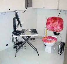 at the office isnt the most glamorous of tasks but you know what they say time is money so if you must take a 30 minute 1 hour bathroom break bathroom office