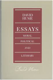 essays moral political and literary david hume  essays moral political and literary david hume 9780865970564 com books