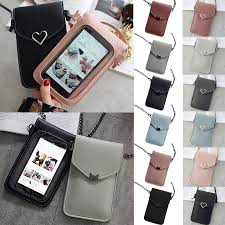 new fashion portable touch screen pu