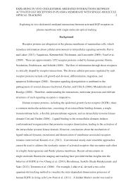 Apa 6 Sample Paper Apa Generic Template For Apa 6 Template