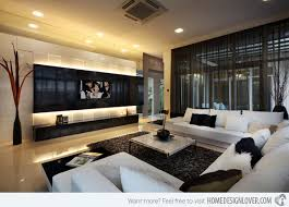 Small Picture 15 Modern Day Living Room TV Ideas Home Design Lover